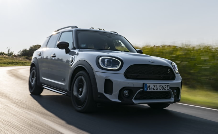 The MINI Countryman facelift is offered in two trims - Cooper S & Cooper S JCW Inspired Edition
