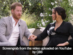 Watch: Harry-Meghan On Diana In Tell-All Interview