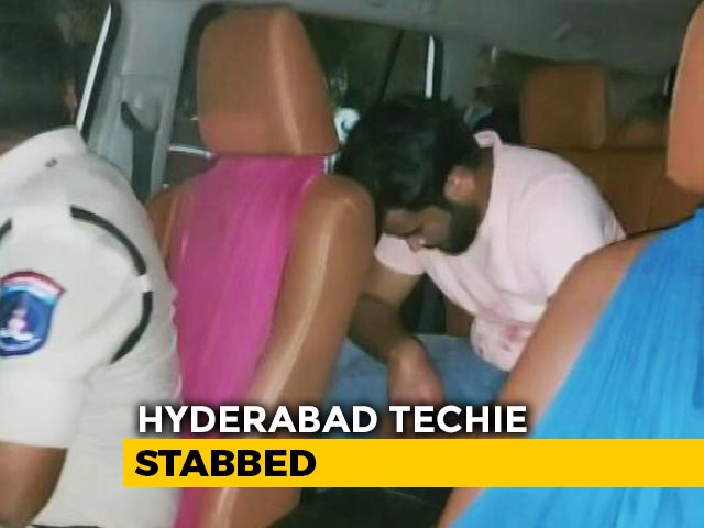 Video : Software Engineer, 29, Stabbed At Home By Her Stalker: Cyberabad Police