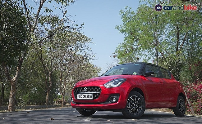 Maruti Suzuki says that domestic sales in March 2021 have only recovered to March 2019 levels