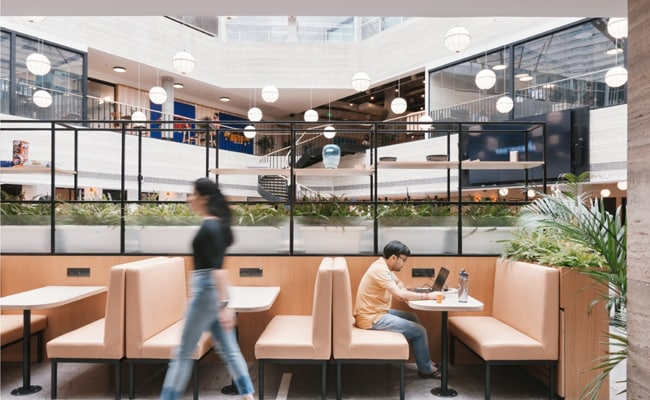 WeWork's Diverse Product Offerings Shape The Future Of Work