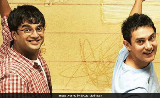 A Day After Aamir Khan, Madhavan Catches The Virus ? Make The 3 Idiots Connection
