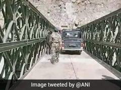 200-Feet Bailey Bridge Restores Connectivity To 13 Border Villages In Uttarakhand