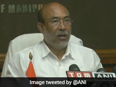 No Influx Of Myanmarese Into Manipur: Manipur Chief Minister N Biren Singh