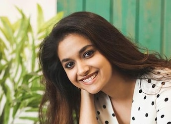 Actor Keerthy Suresh Struggles To Avoid Pizza And Eat Fruits In Epic Video