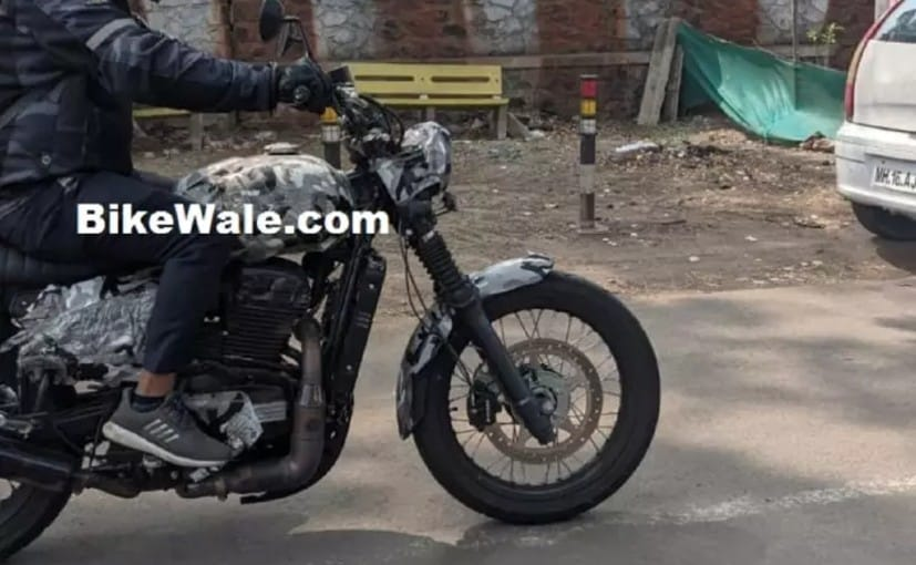 There is no clear launch timeline for the Jawa Forty Two based scrambler