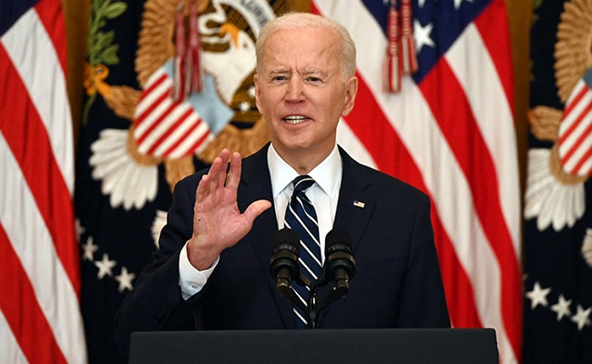 'Systemic Racism' A 'Stain On Our Nation's Soul': Joe Biden