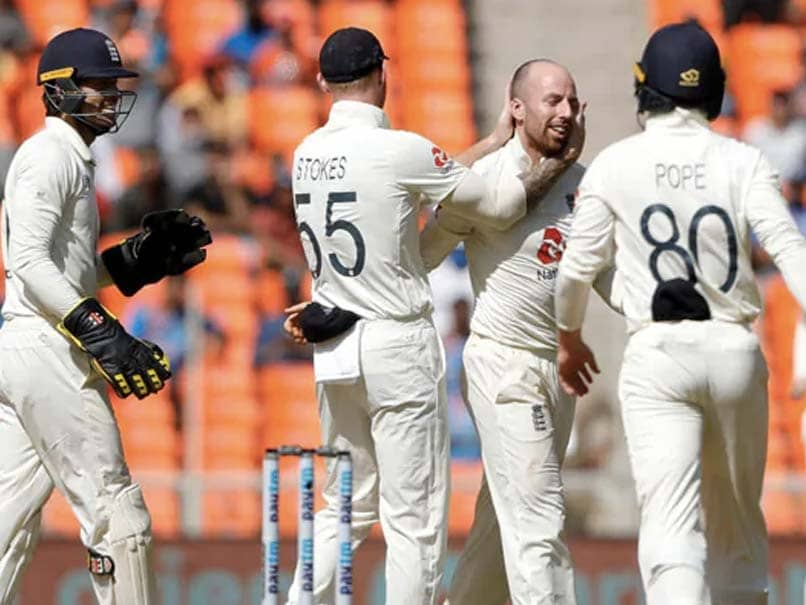 India vs England, 4th Test: Jack Leach Says No Pitch Talk In Dressing Room, England Focussed On Improving