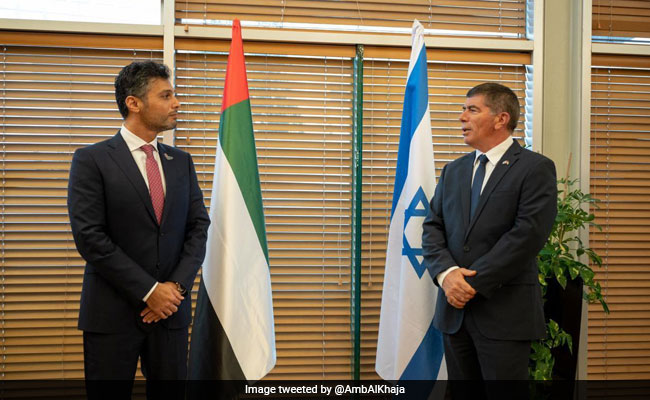 UAE's First-Ever Ambassador To Israel Arrives In Jerusalem