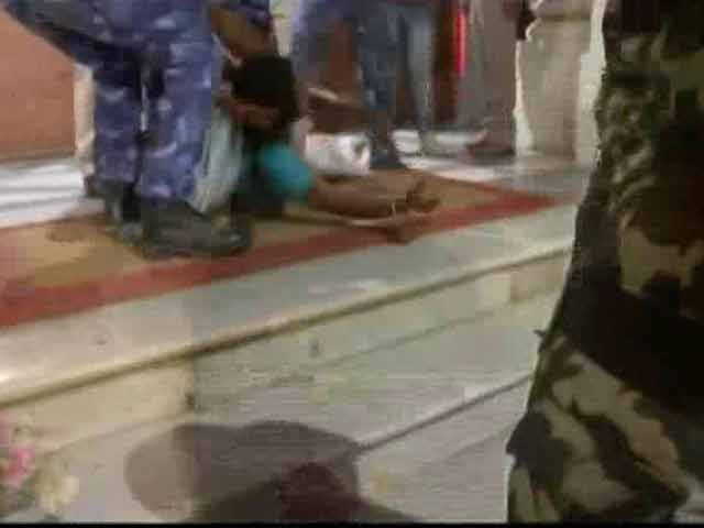 Video : Watch: Woman MLA Dragged In Bihar Assembly Amid Opposition Protest