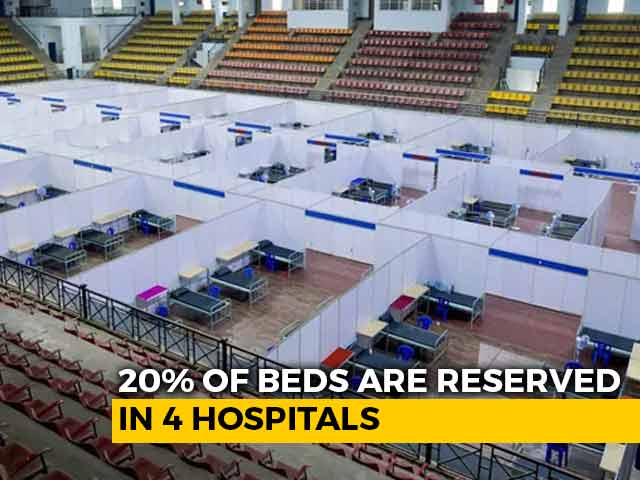 Video : Covid Beds Nearly Full, How Bengaluru Hospitals Are Battling Rising Cases