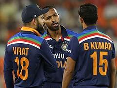India Set For White Ball Tour Of Sri Lanka In July: Sourav Ganguly