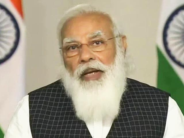 """Video : PM Urges """"Young Friends To Vote"""" In First Phase Of Assam, Bengal Polls"""