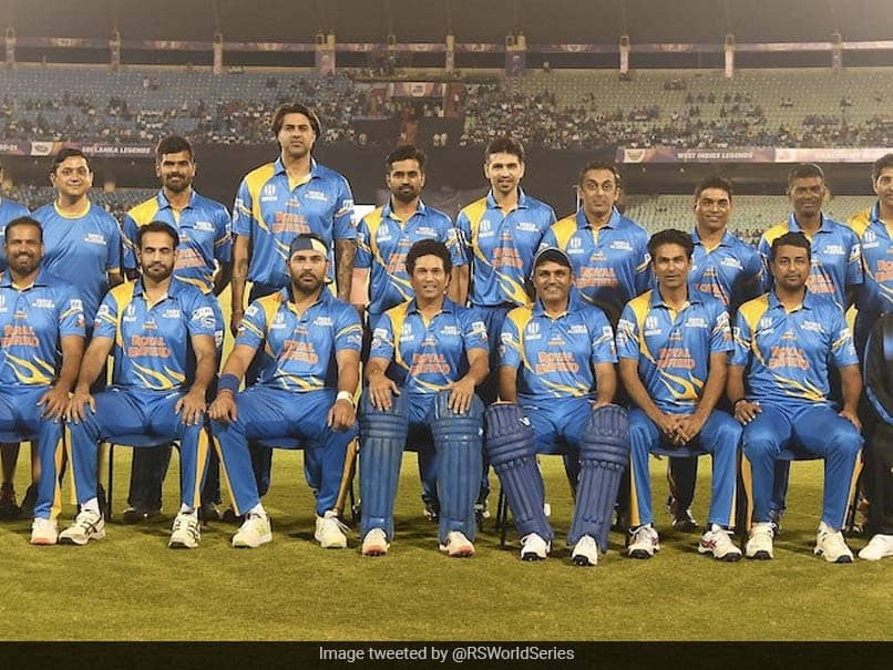 Road Safety World Series: India Legends Beat Sri Lanka Legends In Final To Clinch Title