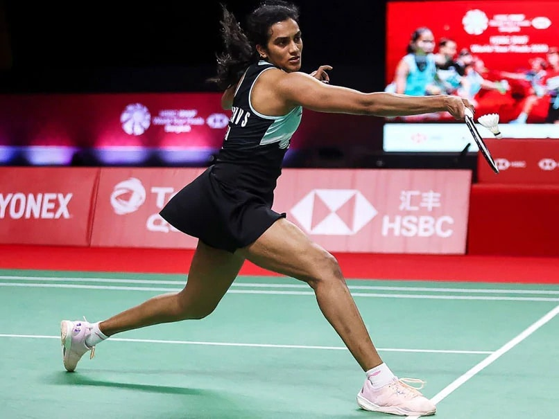 """PV Sindhu """"Ready And Excited"""" To Represent India At Tokyo Olympics"""