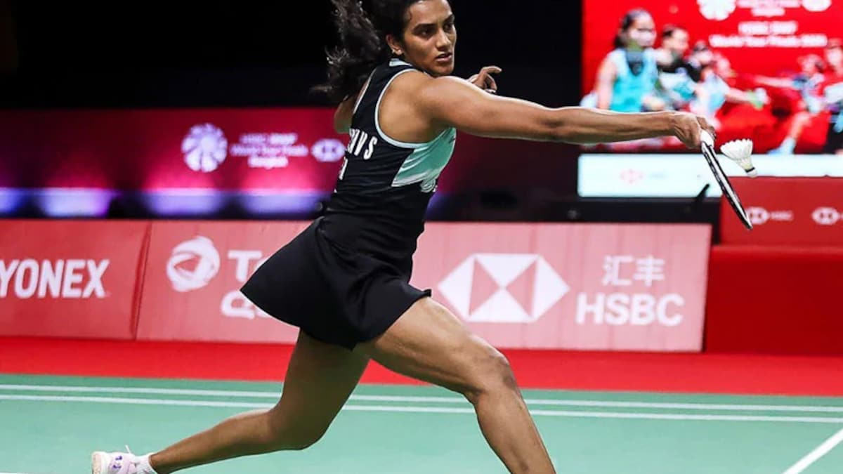 Tokyo Games: PV Sindhu Eyes Rare Gold for India Open-Open Olympic Badminton    Olympic News
