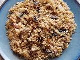 Video : How To Make Quinoa Risotto | Easy Quinoa Risotto Recipe Video