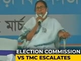 Video : Poll Panel Issues Sharp Response On Mamata Banerjee's Allegations