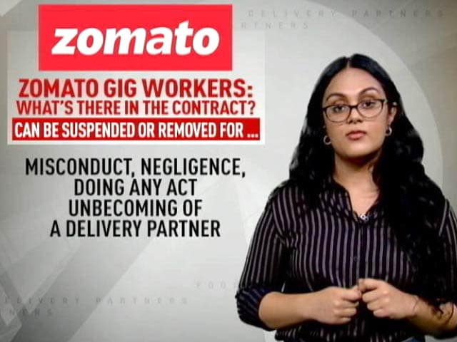 Video : Delivery Agents: Legal Disadvantage Written Into Contracts?