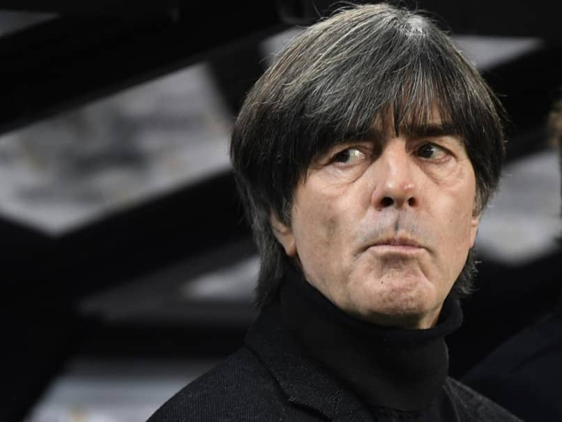 Joachim Loew To Step Down As Germany Manager After This Years Euros