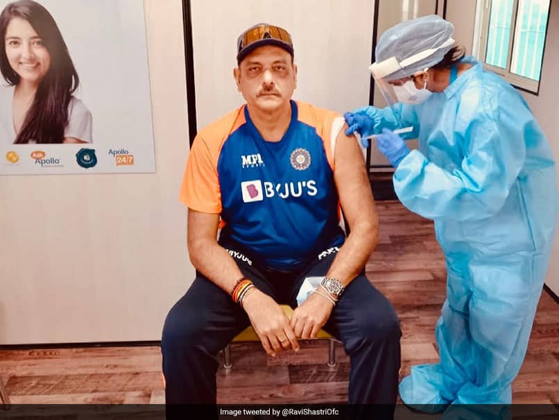 Ravi Shastri describes how the Bio bubble provides help to players