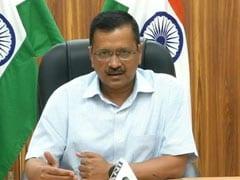 No Name For Doorstep Ration Scheme: Arvind Kejriwal On Centre's Objection