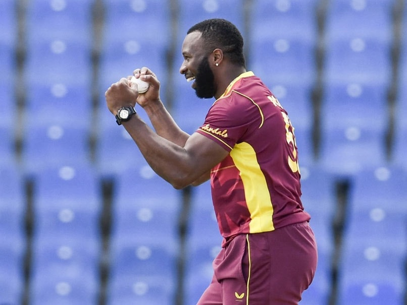 West Indies vs Sri Lanka: Kieron Pollard Dedicates ODI Series Win To Late Uncle