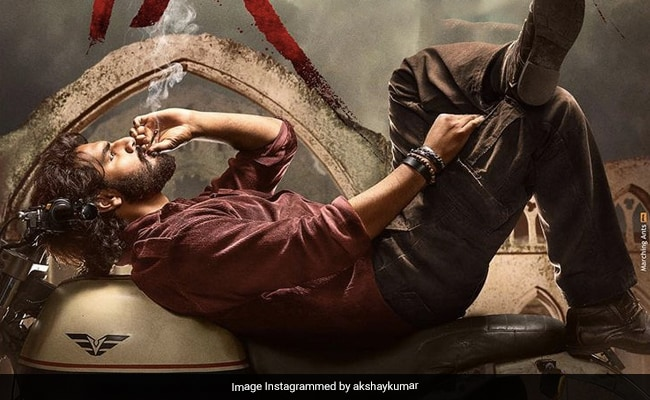 Tadap: See First Look Poster Of Suniel Shetty's Son Ahan's Debut Film