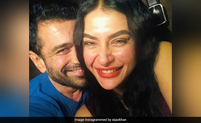 Eijaz Khan Shares A Mushy Post For Pavitra Punia. Her Reply