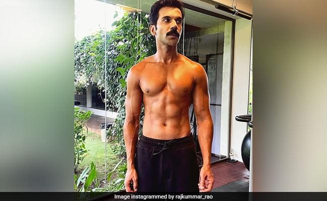 Here's How Rajkummar Rao Is Gearing Up For Badhaai Do
