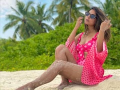 Hina Khan Shares Another Postcard From Maldives. See Pic