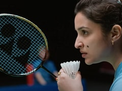 <i>Saina</i> Trailer: Parineeti Chopra Smashes It As Badminton Champ Saina Nehwal