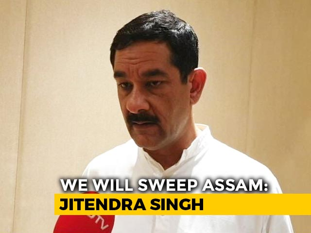 Video : Congress Leader Speaks To NDTV On Party's Poll Strategy In Assam