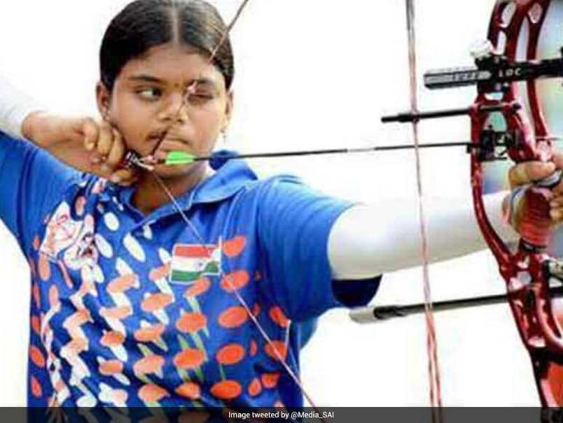 Archer Jyothi Surekha Vennam Sets New National Record