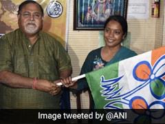 Santhali Actress Birbaha Hansda Joins Trinamool Congress