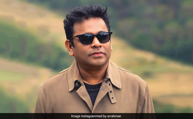 AR Rahman: '99 Songs Is About One Man's Struggle Against The Old And New World'