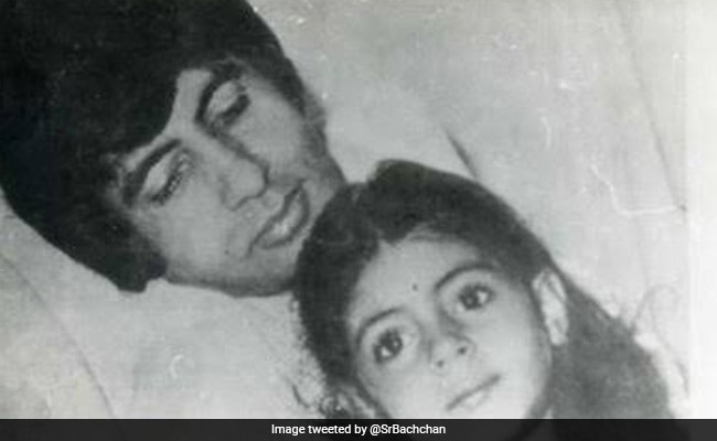 On Shweta's Birthday, Amitabh Bachchan Reminds Us (Again): 'Daughters Are The Best'
