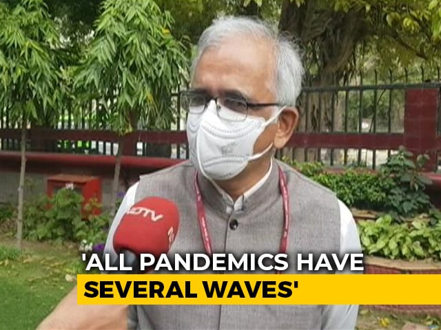 Video : All Pandemics Have Several Waves, Says Research Body CSIR Chief