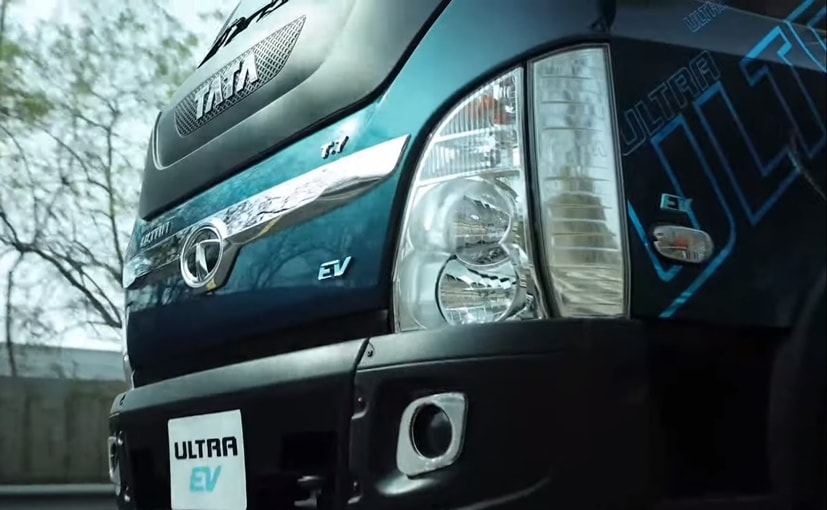 Tata Motors had showcased the country's first electric ICV, the Ultra T.7 Electric at the 2020 Auto Expo