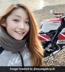 Popular Woman Biker Revealed To Be A 50-Year-Old Man