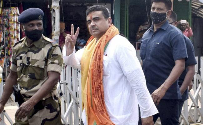 पश्चिम बंगाल: ममता बनर्जी को हराने वाले और विपक्ष के नेता शुभेंदु अधिकारी के भाई और पिता को VIP सुरक्षा