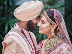 Decor, Giveaways And Other Details From Jasprit Bumrah, Sanjana Ganesan's Wedding