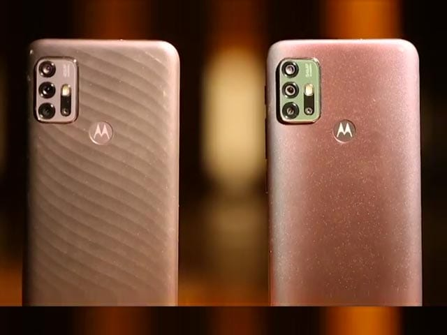 Video : Moto G30 and Moto G10 Power Review