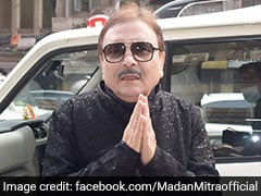 Trinamool Leader Madan Mitra Covid Positive, Rushed To Kolkata Hospital