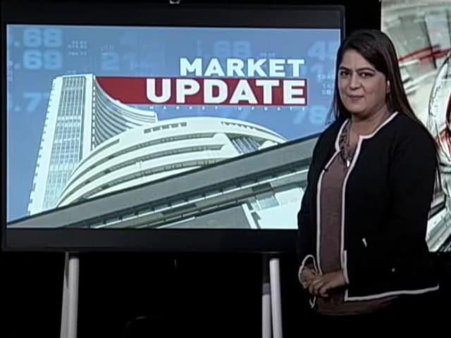 Video : Markets Seeing Selling Pressure