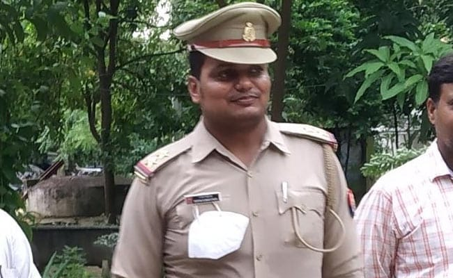 UP Cop Accused Of Stalking Woman Arrested After Outrage Over 'Clean Chit'