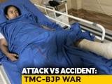 Video : Trinamool-BJP War Over Mamata Banerjee's Injuries
