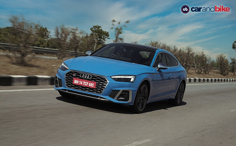 The Audi S5 Sportback facelift takes on the BMW M340i and the Mercedes-AMG C 43
