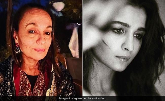 Alia Bhatt Is Mom Soni Razdan's 'Sunshine' - See Her Birthday Post