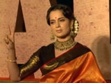 Video : How Kangana Ranaut Lit-Up '<i>Thalaivi</i>' Trailer Launch